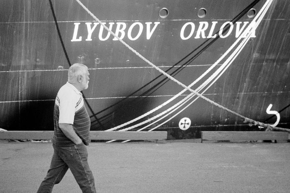 ACityLikeOurs // Lyubov Orlova