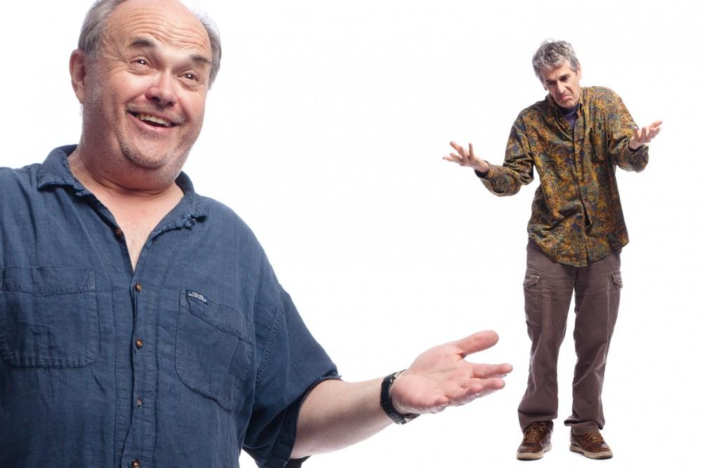 Andy Jones & Greg Malone // New World Theatre Group